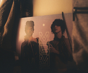 MGMT, photography, and vintage image