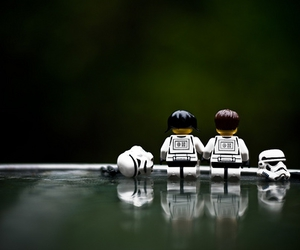 lego, star wars, and storm image