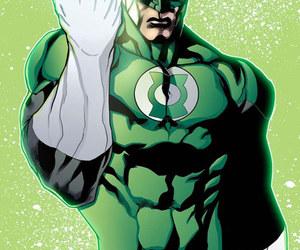 hq and green lantern image