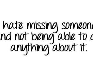 missing, quotes, and hate image