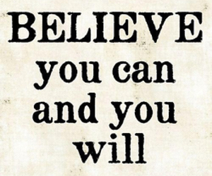 believe, quotes, and text image