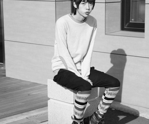 korean fashion, ulzzang, and kang hyuk min image