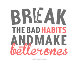 quotes, motivation, and habits image