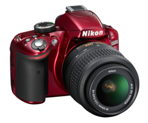 nikon, photography, and red image