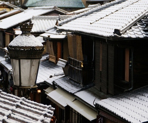 roofs and snow image