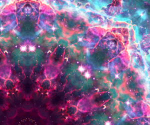 galaxy, background, and blue image