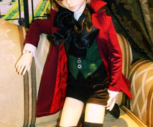 anime, doll, and bjd image
