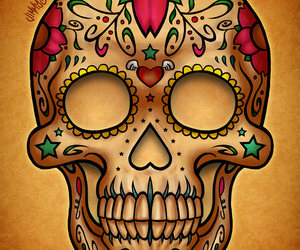 skull and candy skull image