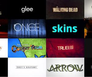 arrow, glee, and how i met your mother image