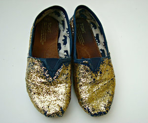 glitter, shoes, and sparkle image
