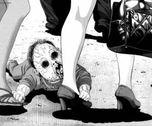 baby, dead, and legs image