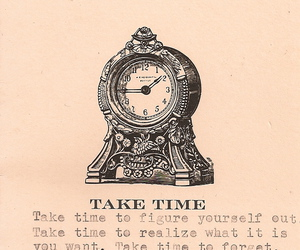 time, quotes, and take time image