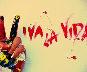 viva la vida, coldplay, and life image