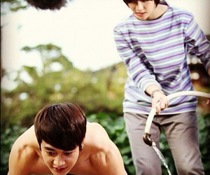 Minho, SHINee, and to the beautiful you image