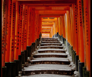 japan, kyoto, and fushimi inari shrine image