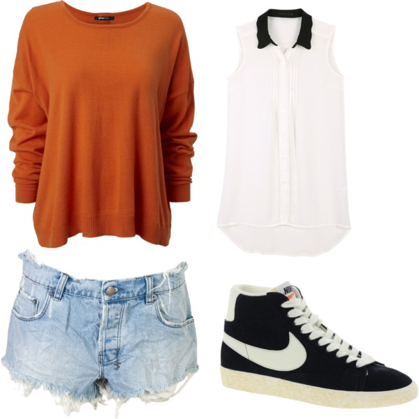 clothes, Polyvore, and style image