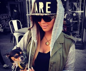 girl, fashion, and swag image