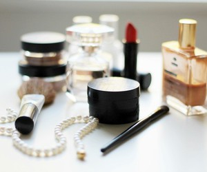 fashion, makeup, and perfume image