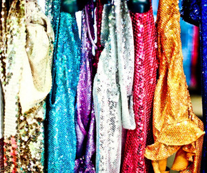 fashion, sparkly, and glitter image