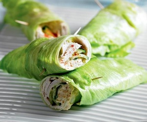 food, healthy, and wrap image