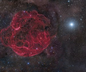 cosmos, infinite, and space image