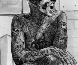 boy and rick genest image