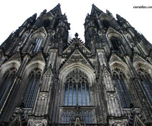 cathedral, cologne, and koln image