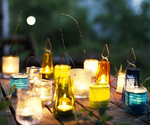 candles and lanterns image