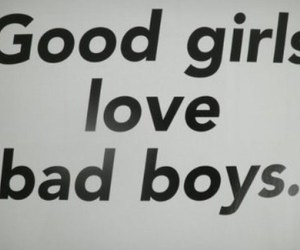 bad boys, good girls, and end up image