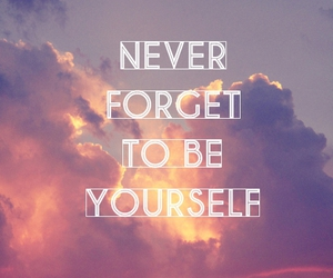 quotes, yourself, and never image
