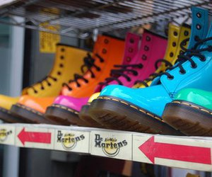 doc martens, shoes, and boots image