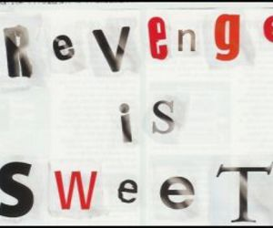 quote, revenge, and sweet image
