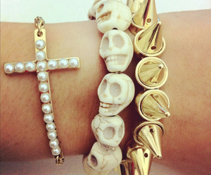 accesories, beautiful, and bracelet image
