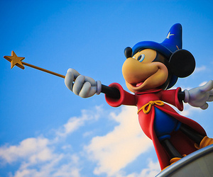 disney, photography, and mickey image