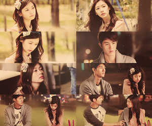 stand by, jung so min, and lee ki woo image