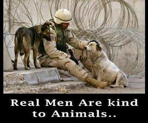 facts and real men image