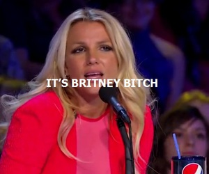 britney, britney spears, and the x factor image