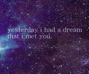 Dream, stars, and text image