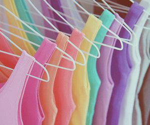 clothes, colors, and colorful image