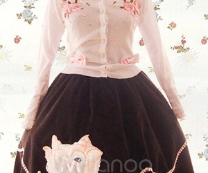 dress, sweet lolita, and cute image