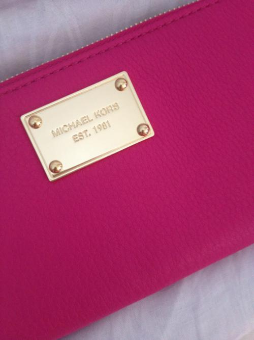 9ed8e9fa642233 germany hot pink michael kors wallet 49dd2 8e975; official store michael  kors wallet tumblr on we heart it cd678 c8bbb