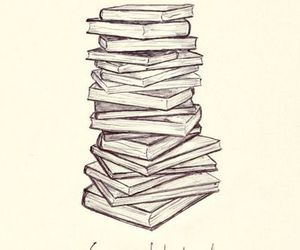 book, read, and text image