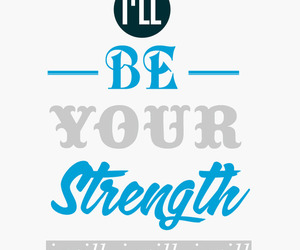be, strength, and your image