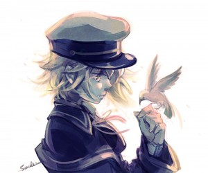 boy, oliver, and vocaloid image