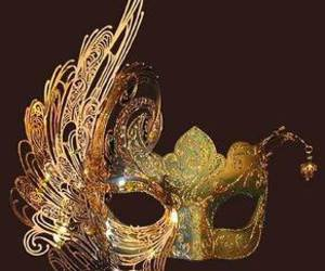 mask and gorgeous image