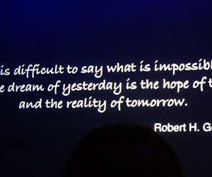 quote, impossible, and text image