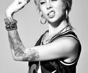 tattoo and lil debbie image