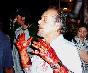 blood and jack nicholson image