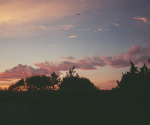 sky, indie, and nature image