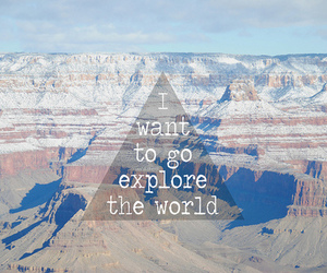 explore and world image